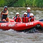 Raft and Tube with USA Raft in Hartford TN