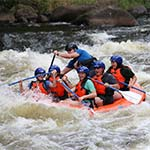 Rafting with 5 Rivers Adventures in Hartford TN
