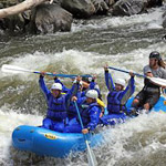 Rafting at Wildwater Adventure Center in Hartford TN