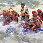 Rafting with Big Creek  Expeditions in Hartford TN