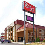 Red Roof Inn and Suites in Pigeon Forge TN