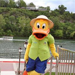 Ride the Ducks Lake Taneycomo Adventure in Branson MO