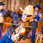 Roundup on the Trail Chuck Wagon Dinner Show in Branson MO