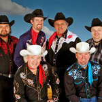 Roy Rogers Jr. and the High Riders in Branson MO