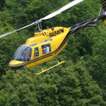 Scenic Helicopter Tours in Pigeon Forge TN