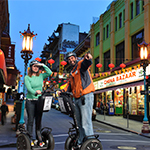 Segway Night Tour of Chinatown, Little Italy, Wharf & Waterfront in San Francisco CA