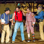 Shepherd of the Hills Outdoor Drama in Branson MO