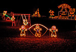 Shepherd of the Hills Trail of Lights in Branson MO
