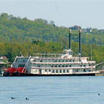 Showboat Branson Belle in Branson MO