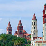 St. Augustine's Day Tours with Transportation in Orlando FL