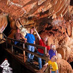 Talking Rocks Cavern in Branson West MO
