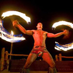 Te Au Moana Luau at the Wailea Beach Marriott Resort & Spa in Wailea HI