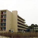 The Oceanfront Viking Motel in Myrtle Beach SC