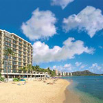 The Outrigger Reef on the Beach in Honolulu HI