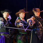The Three Musketeers: Voyage Home in Orlando FL