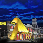 The Tomb Escape Game in Pigeon Forge TN