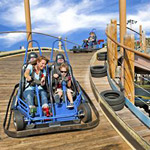 The Track Family Fun Parks  in Branson MO