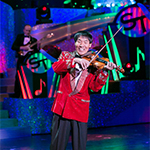 The Wonder of Christmas at the Shoji Tabuchi Theatre in Branson MO