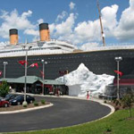 Titanic Museum Attraction in Branson MO