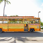 Waikiki Trolley in Honolulu HI