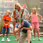 Walden's Landing Firehouse Mini-Golf in Pigeon Forge TN