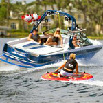 Waterski, Wakeboard, & Tubing Charters with Buena Vista Watersports in Orlando FL