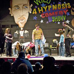 Wild 4 Hypnosis Mild Comedy Show in Surfside Beach SC
