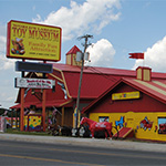 World's Largest Toy Museum  in Branson MO