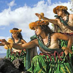"""Gathering of the Kings"" a Polynesian Feast Under the Stars in Kohala Coast, Big Island HI"