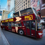 Big Bus New York Sightseeing Tours in New York NY