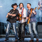 Billy Dean and Steel Horses with Jarrett in Branson MO