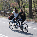 Central Park Bike Rentals in New York NY