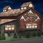 Dolly Parton's Lumberjack Adventure Dinner & Show in Pigeon Forge TN