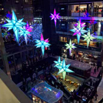 Holiday Lights & Movie Sites in New York NY
