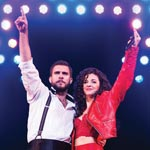 On Your Feet! The Story of Emilio and Gloria Estefan in New York NY