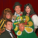 Once Upon a Trunk - A Tale of Vaudeville in Gatlinburg TN