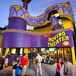 Ripley's Moving Theater in Gatlinburg TN