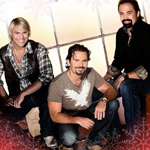 "The Texas Tenors with ""Deep in the Heart of Christmas""  in Branson MO"