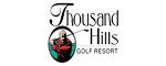 1000 Hills Condos & Golf Resort Logo