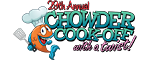 29th Annual Chowder Cook-off with a Twist Logo