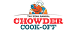 32nd Annual Chowder Cook-off with a Twist - Port Canaveral, FL Logo