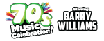 70s Music Celebration Starring Barry Williams Logo