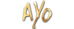 AYO Starring Voices of Glory Logo