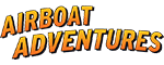 Airboat Adventures  - Lafitte, LA Logo