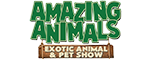 Amazing Animals - Pigeon Forge, TN Logo