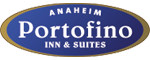 Anaheim Portofino Inn and Suites Logo