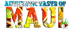 Authentic Taste of Maui Logo