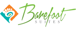 The Barefoot Suites Logo