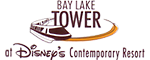 Bay Lake Tower at Disney's Contemporary Resort Logo