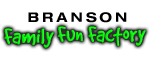 Branson Family Fun Factory Logo